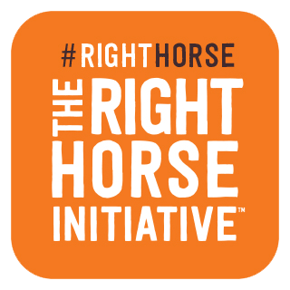 The Right Horse Initiative badge